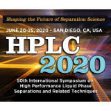 HPLC 2020, the 50th International Symposium and Exhibit on High Performance Liquid Phase Separations and Related Techniques